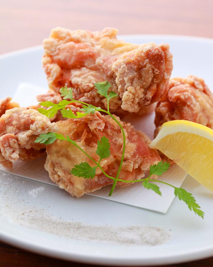 鶏の唐揚げ 720円