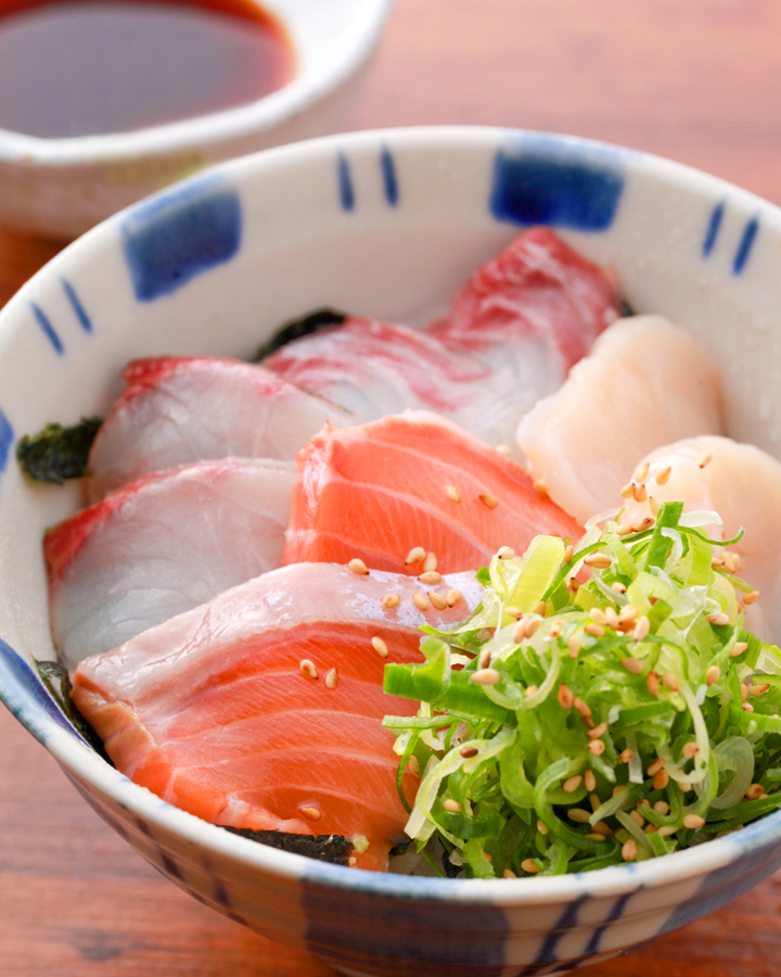 海鮮ごはん 1,080円