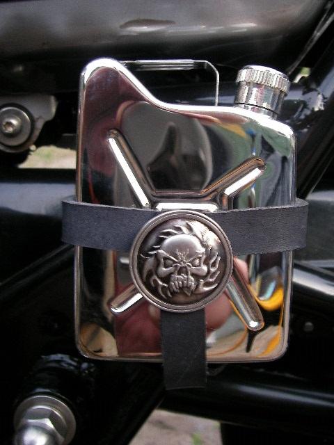 180 ml Resrevesprit für den Fahrzeugführer