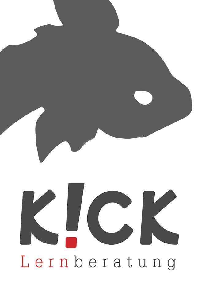 Kick Lernberatung, Aefligen: Entwicklung Logo Design | Geschäftsauftritt, Layout Falt-Prospekt und Visitenkarte by Lockedesign, Burgdorf bei Bern