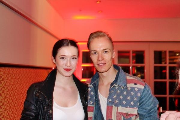 Vico Mulsow in München mit SMC Models