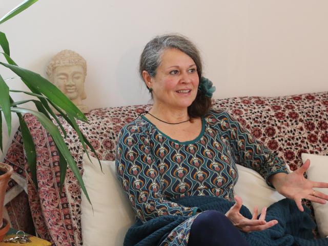 # 37 Den Tod ins Leben holen - Interview mit der Sterbebegleiterin Yvonne Gerber