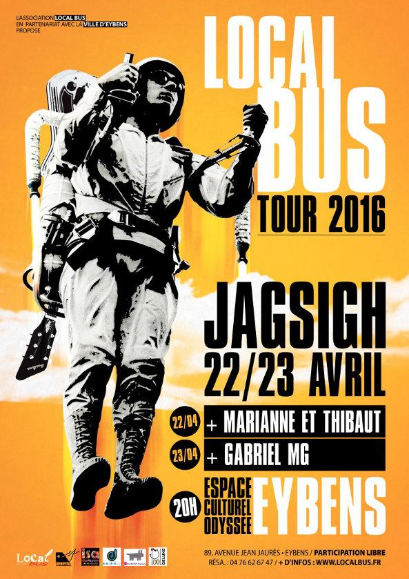 Local Bus Tour 2016