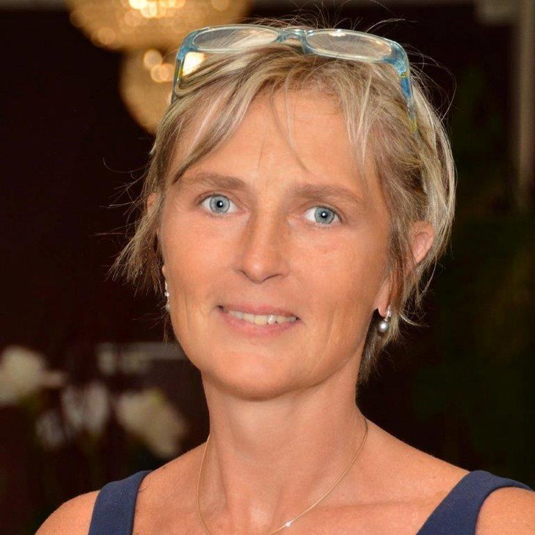 Christille, Coordinatrice du Panier, à BOIS COLOMBES
