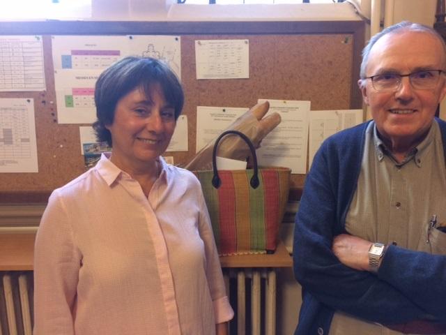 Paroissienne et Vicaire Neuilly (92)