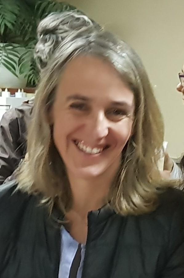 Diane, Secrétaire paroissiale et membre E.A.P., ND des Pauvres-St Benoit, à ISSY LES MOULINEAUX