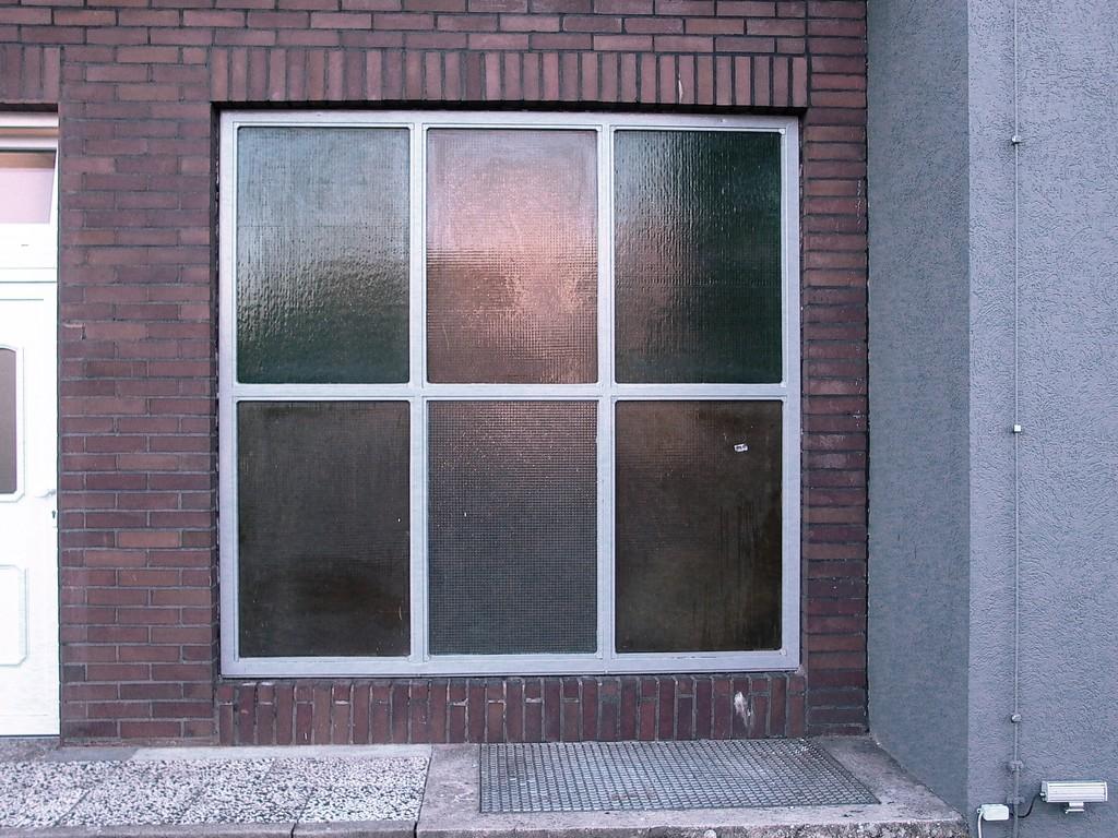 VORHER Stahlfenster