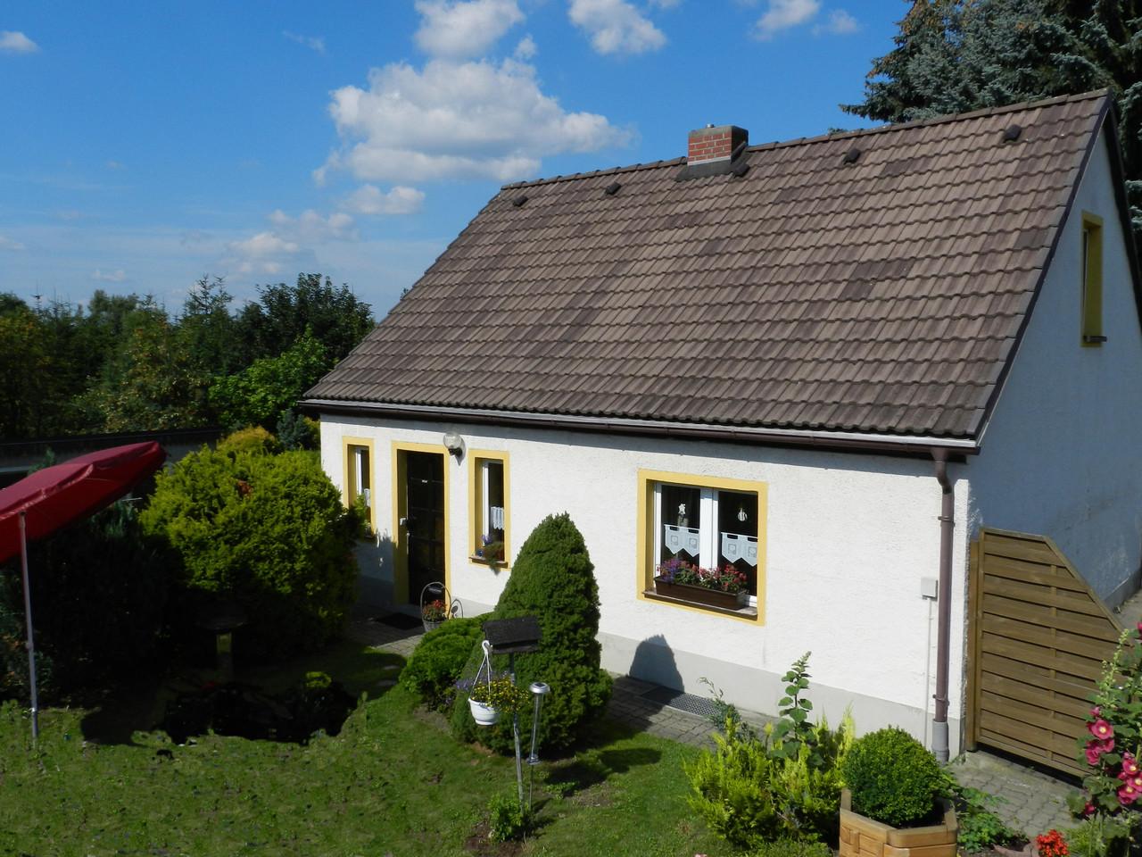 Anfahrt - Ferienhaus-Erzgebirge-Oederan-Hennig
