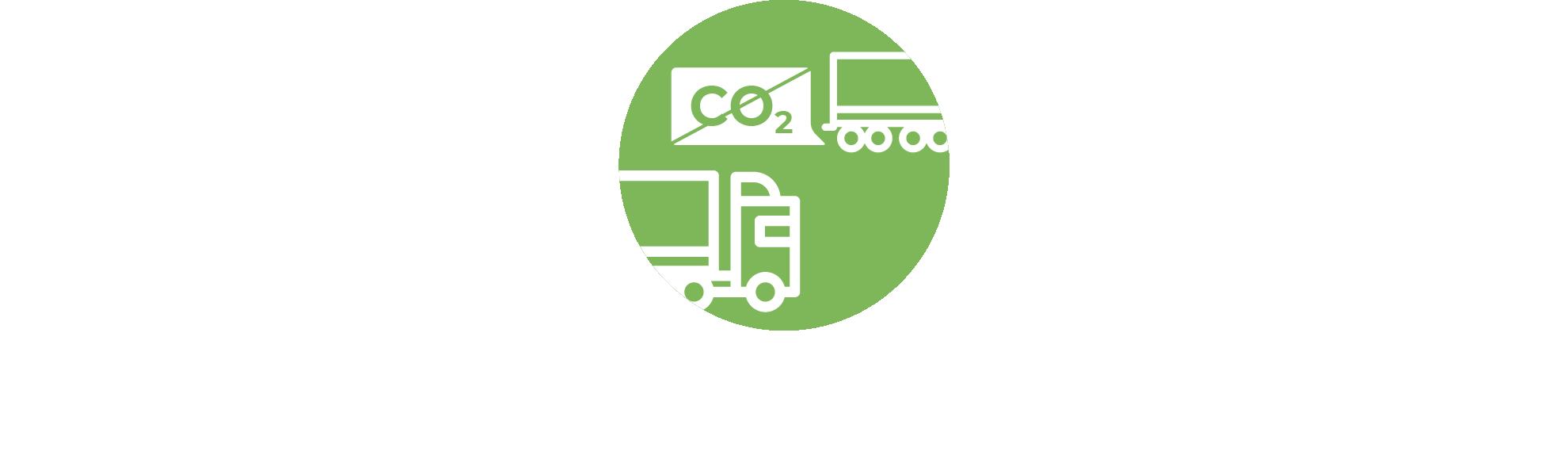 CO2-effiziente und Nullemissions-LKW