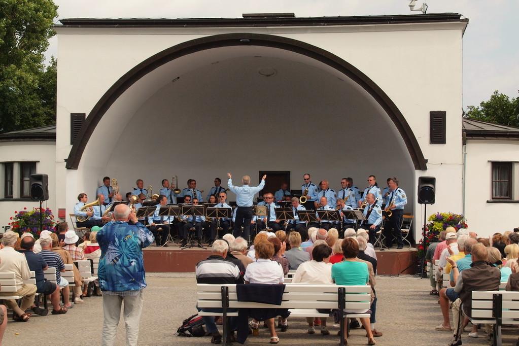 Musikpavillon Zinnowitz