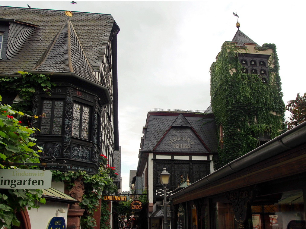Rüdesheim - Drosselgasse