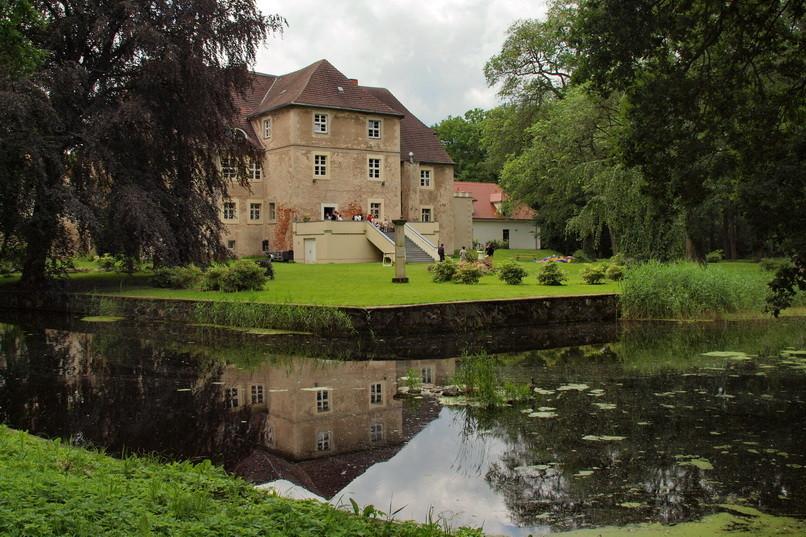 Wasserschloss - Mellenthin