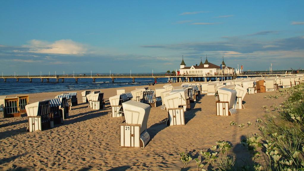 Strand - Heringsdorf