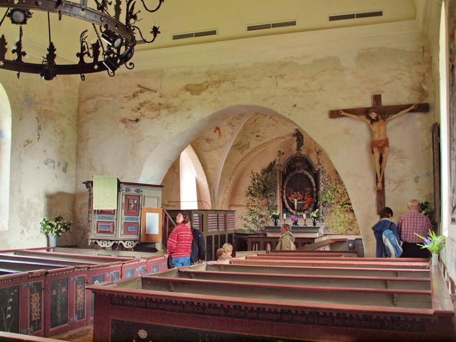 Kirche - Mellenthin