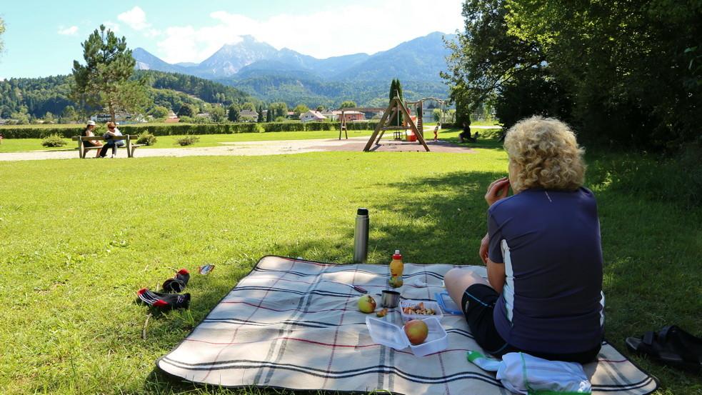 Radeltour Faakersee-Villach-Drau