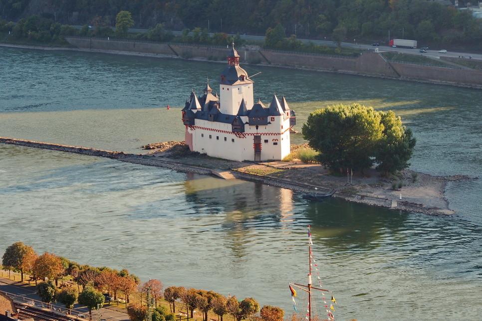 Zollhaus Kaub