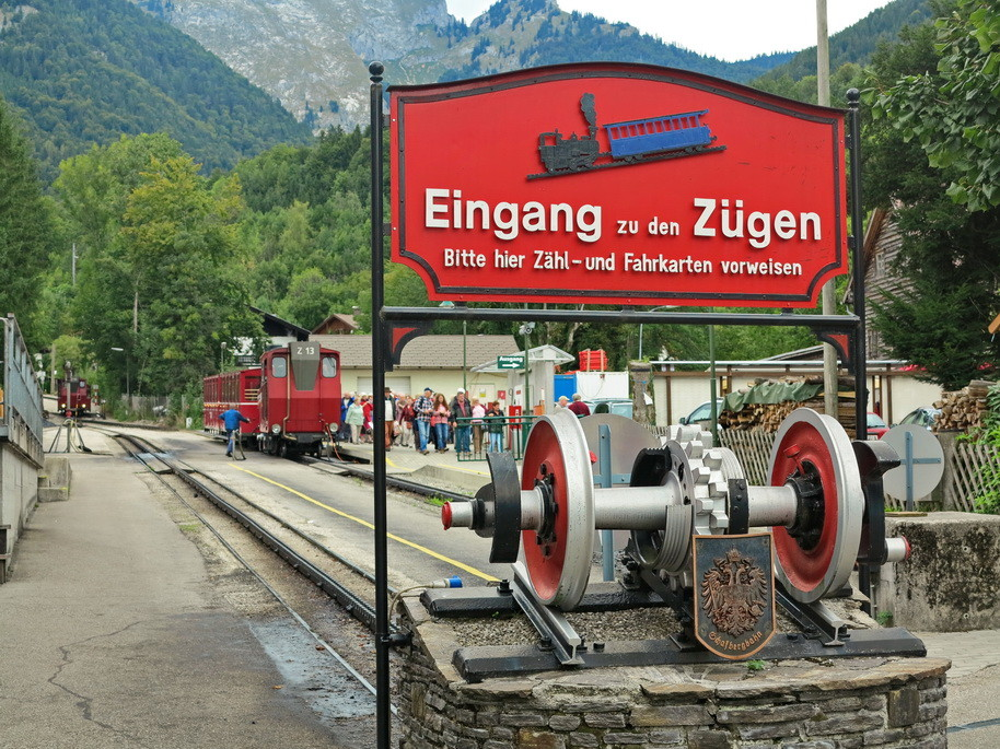 am Wolfgangsee   - zum Schafberg