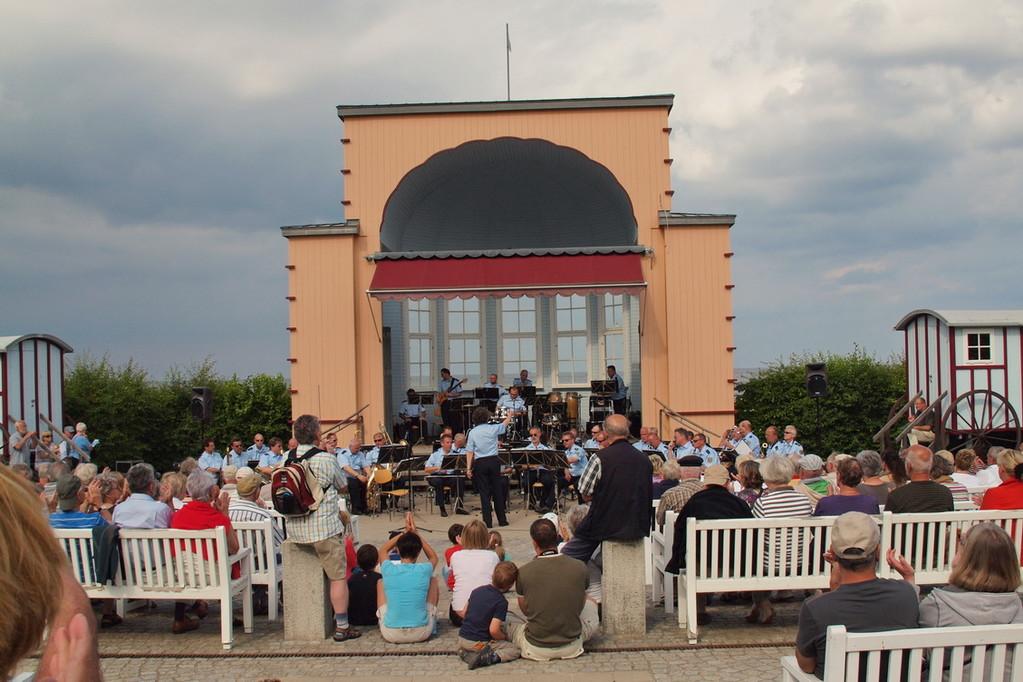 Musikpavillon  -Bansin-