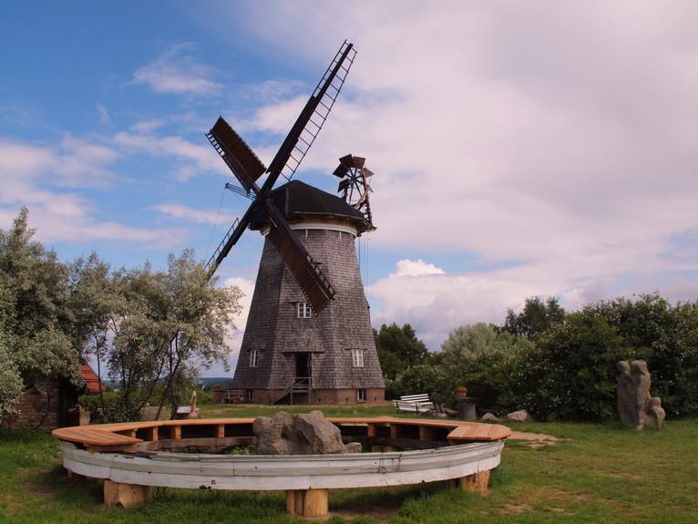 Mühle bei Benz