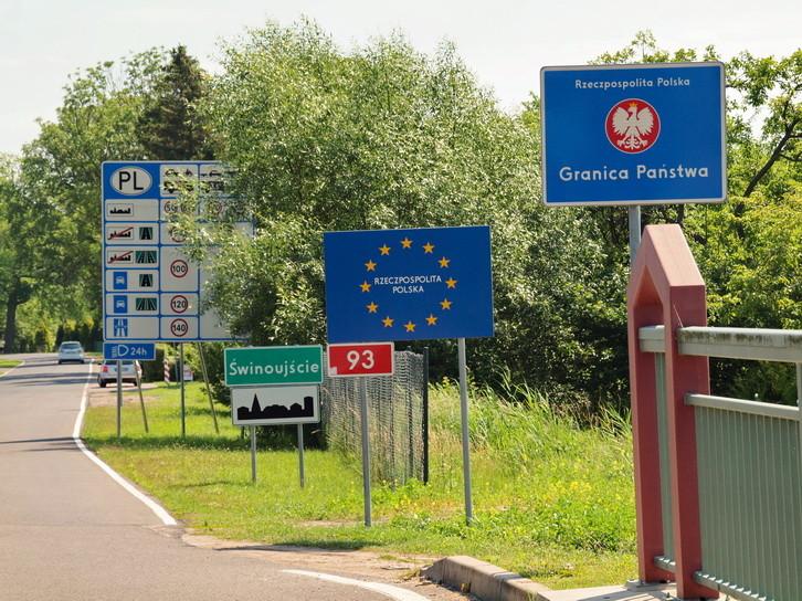 Swinoujscie - Polen - Deutschland