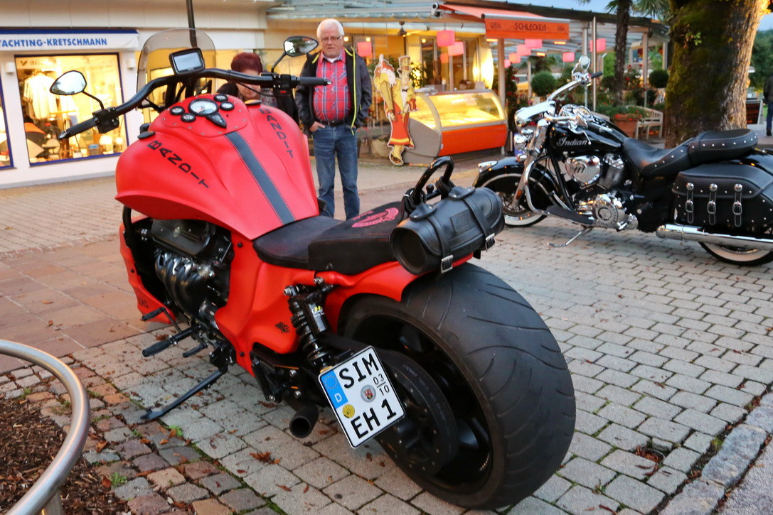 Harley`s in Velden