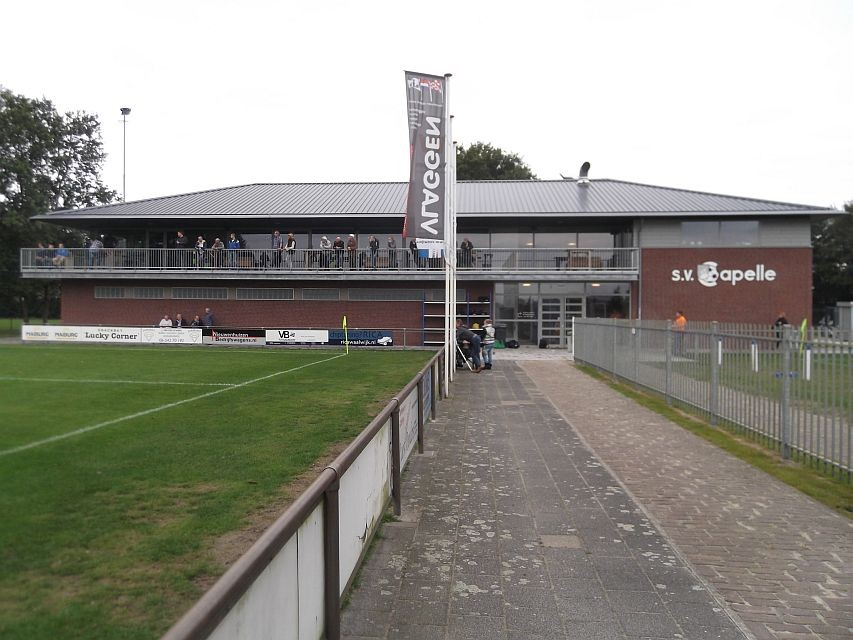 Vereinsheim SV Capelle