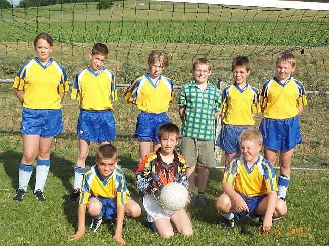 E-Junioren 2001