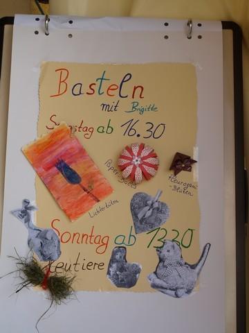 Bastelhinweis
