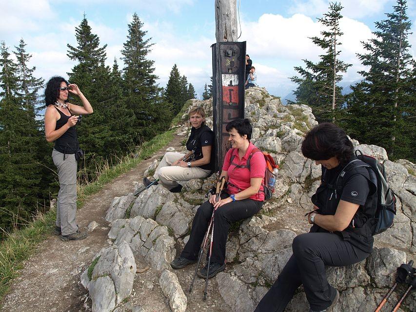 auf der Alpspitze