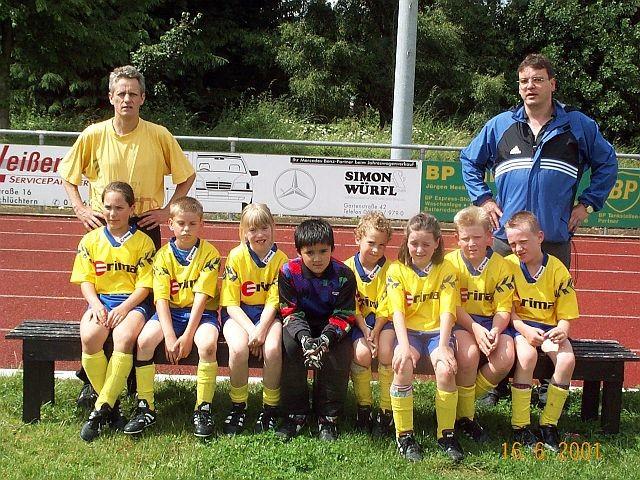 F.Junioren 2001