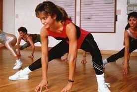 Fitness-Gymnastik