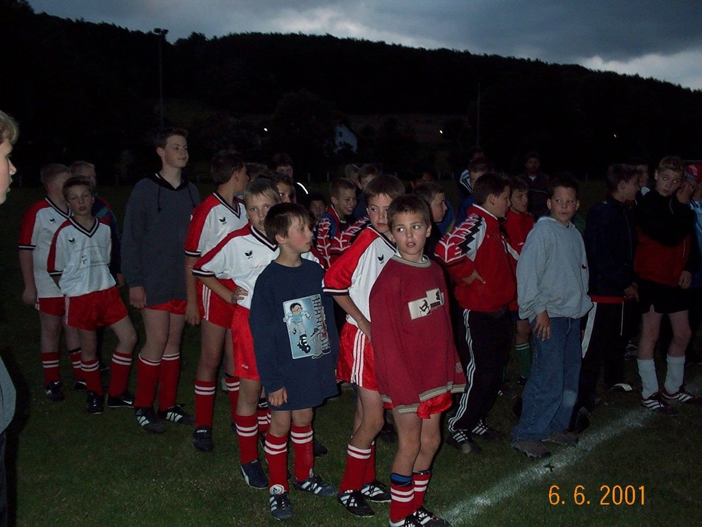 D-Junioren 2001
