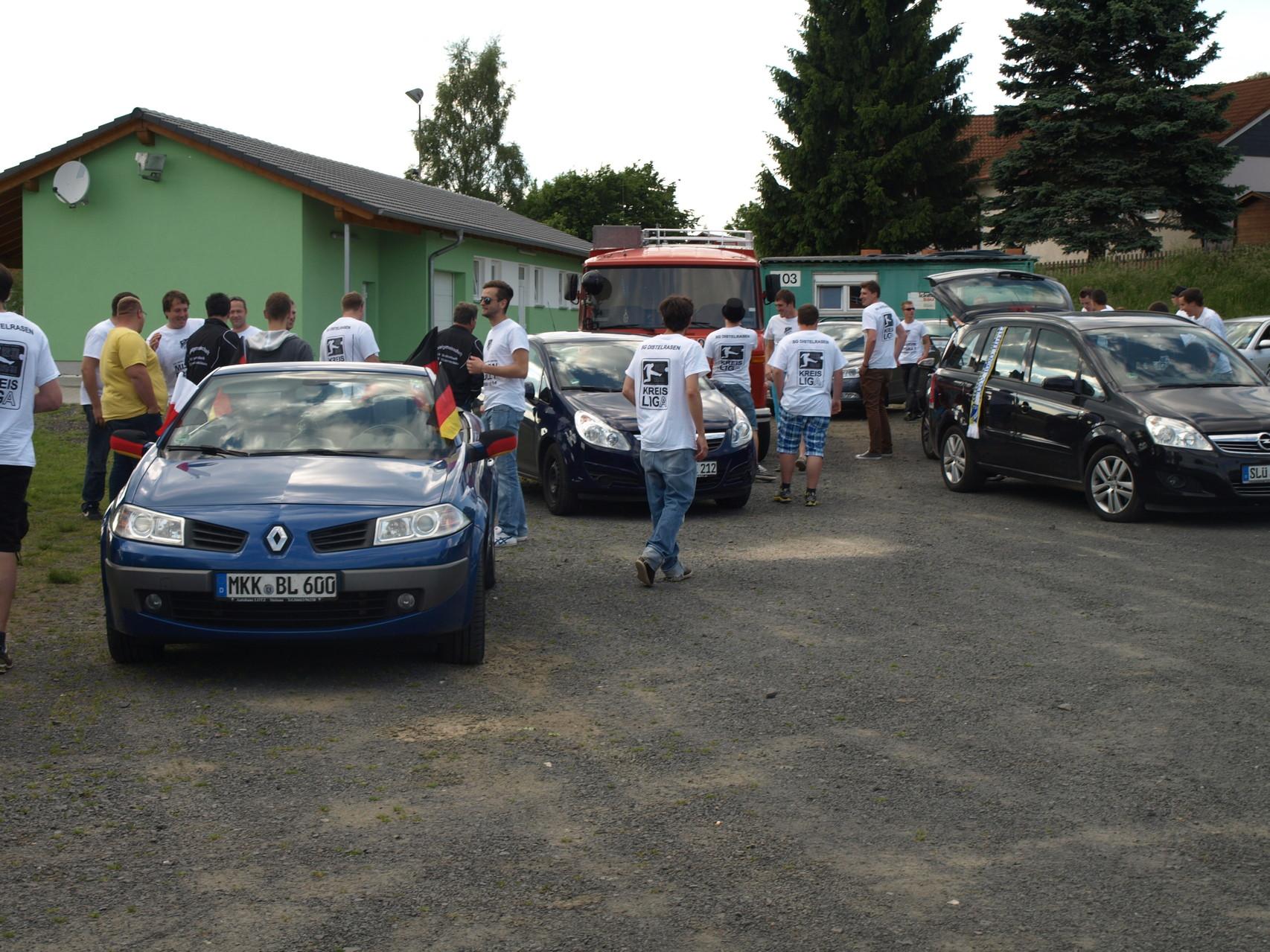 Start in Hintersteinau