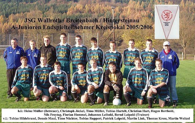 A-Junioren 2005