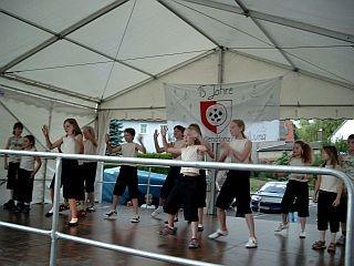 15 Jahre Tanzen und Turnen 2007