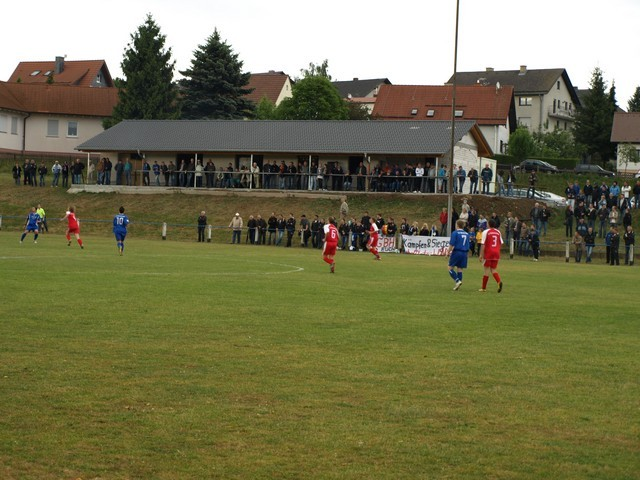 1. Relegationsspiel in Hintersteinau