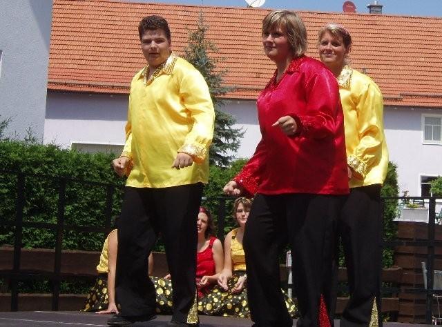 15 Jahre Tanzen und Turnen in 2007
