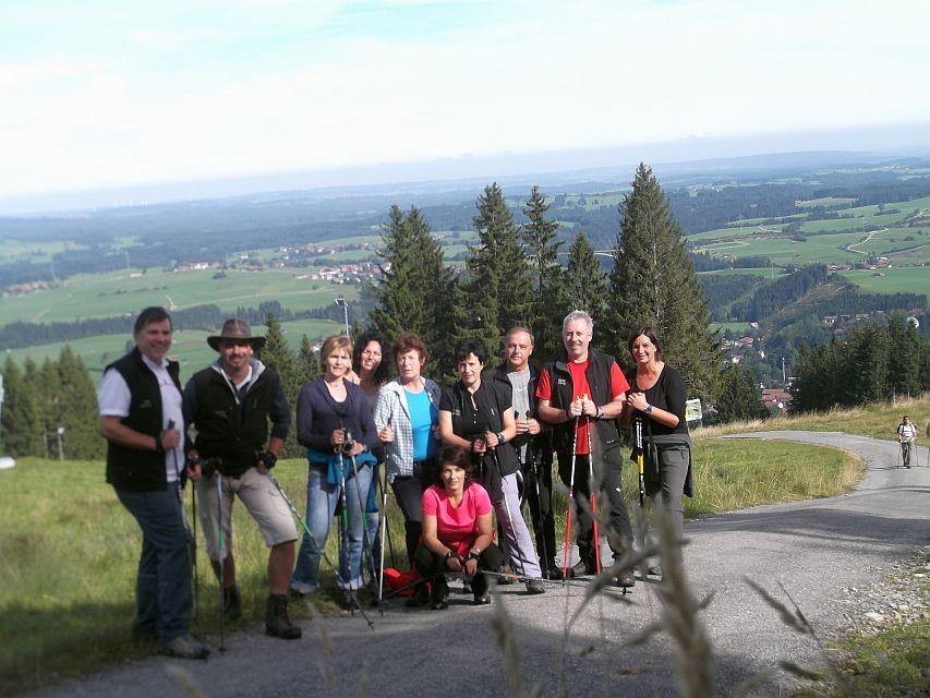 das letzte Gruppenfoto
