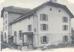 Das neue Theater 1903