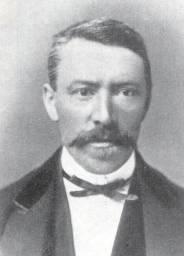 1. Kassier der TGA, 1851: Major Carl von Reding
