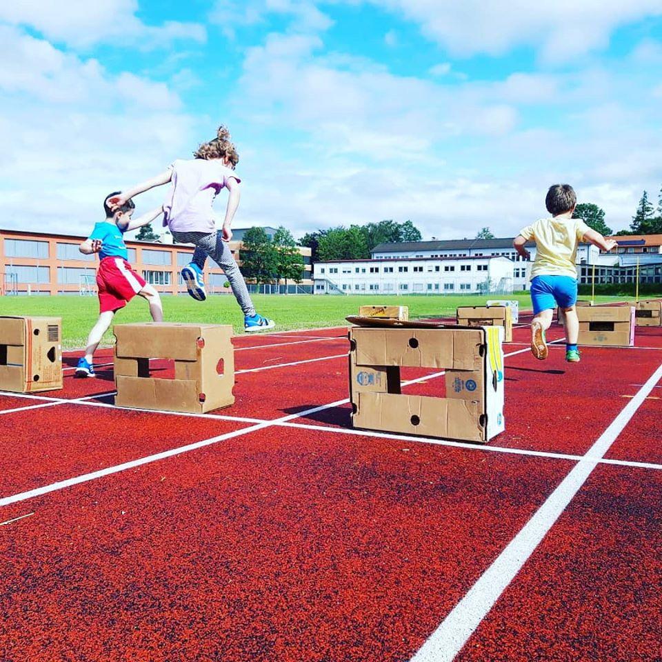 Leichtathletik TrainerIn gesucht!!!