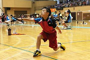準優勝の須藤大翔(大泉JBC)