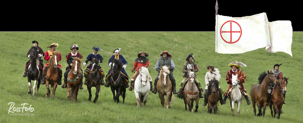 BOL Bund Oberschwäbischer Landsknechte Drill, RossFoto Dana Krimmling; Reenactment; Pferdefotografie; Pferde, Mittelalter, Schwertkämpfer, Rossfechten