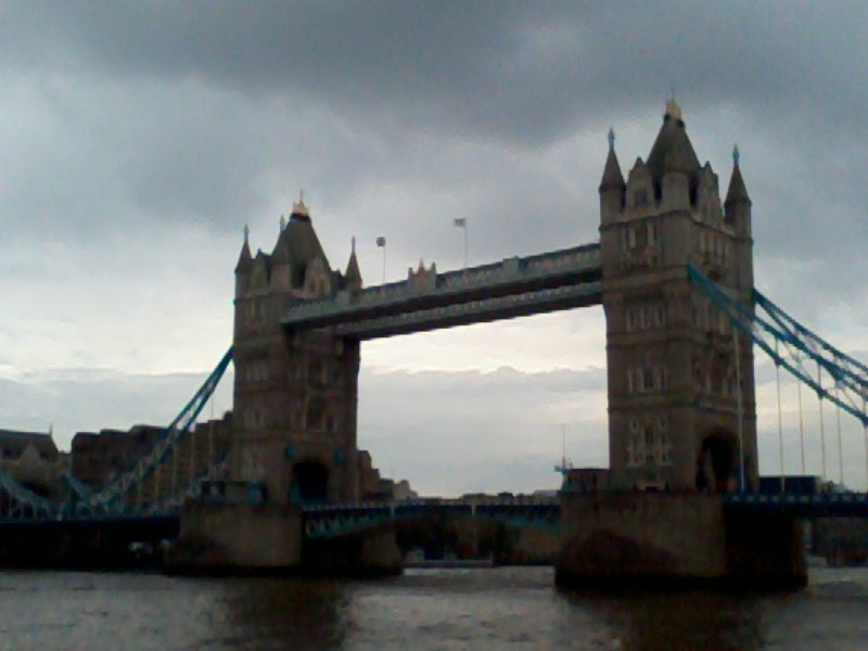 Kévin à Londres