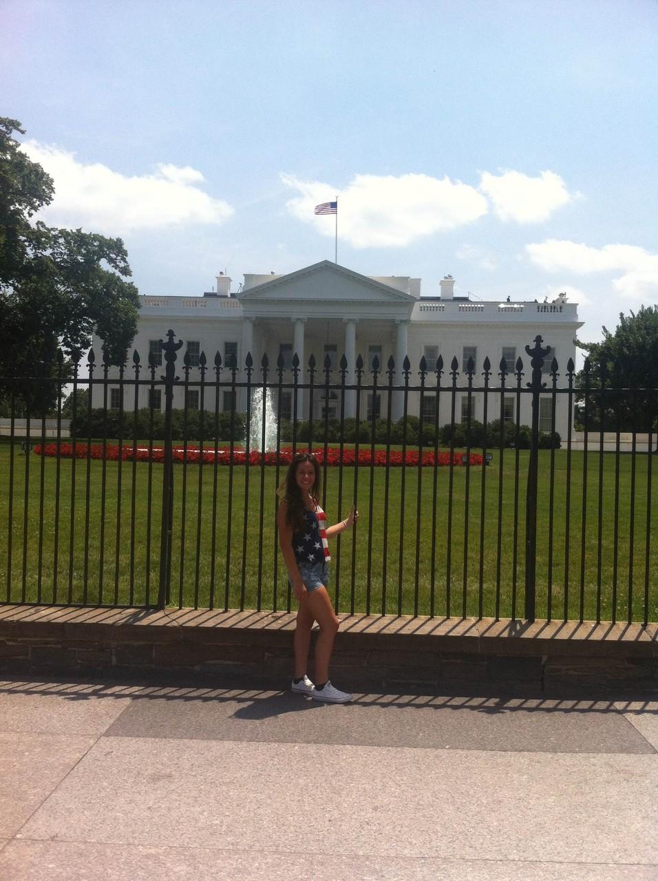 Wendy à Washington