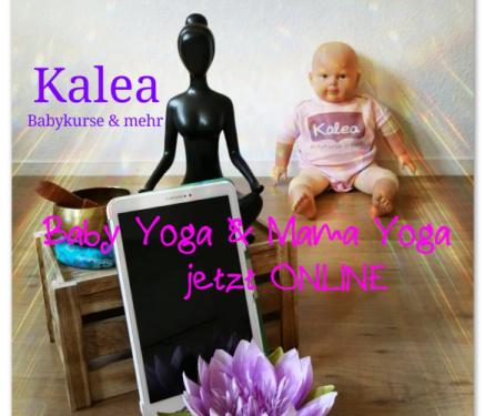Onlineyoga, Online Kalea Babykurse & mehr