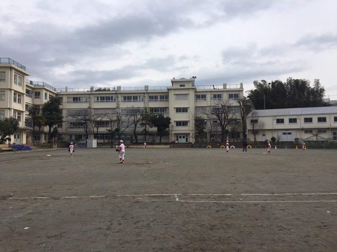 試合風景2