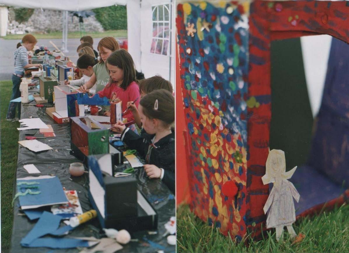 Shoebox Theatres- Terryglass Arts Festival