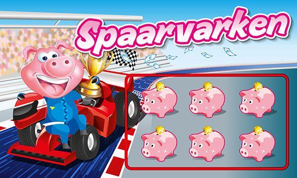 Spaarvarken - €1