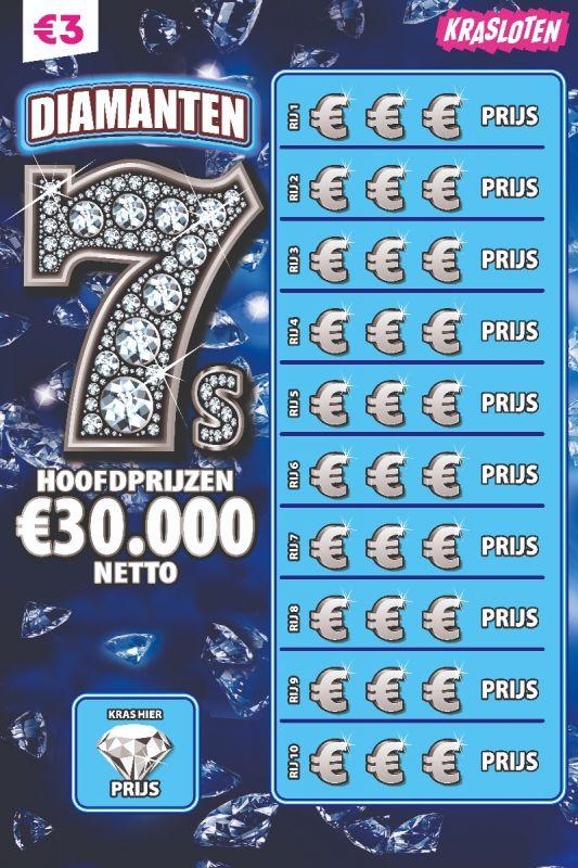 Diamanten 7 - €3